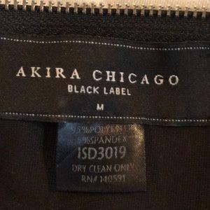 AKIRA Dresses - Akita Chicago Black Label Dress M